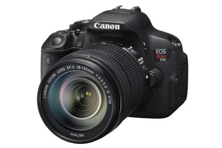 Canon EOS T5i 18Mpixel DSLR plus 18-135mm Lens Sale