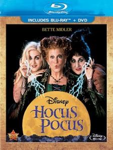 picture of Disney Hocus Pocus Movie on Blu-ray Sale