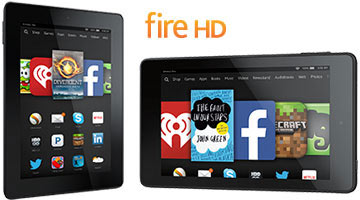 picture of Minumum $50 Trade-In on Tablet Towards Fire HD