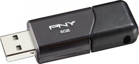 picture of PNY 8GB USB 2.0 Flash Drive Clearance Sale