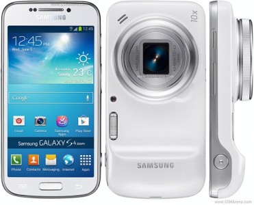 picture of Samsung Galaxy S4 Zoom AT&T No Contract Smartphone Sale