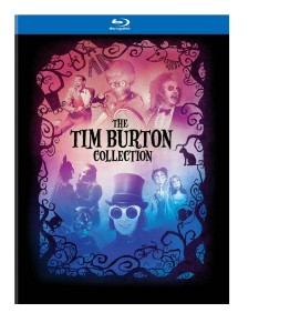 picture of The Tim Burton Collection & Hardcover Book [Blu-ray] Sale