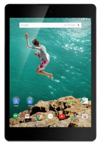 1 Day Google Nexus 9 16GB Android Tablet Sale