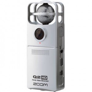 picture of 1 day Zoom Q2HD Handy Video Recorder Sale