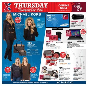 picture of Black Friday 2014: AAFES Ad Scan