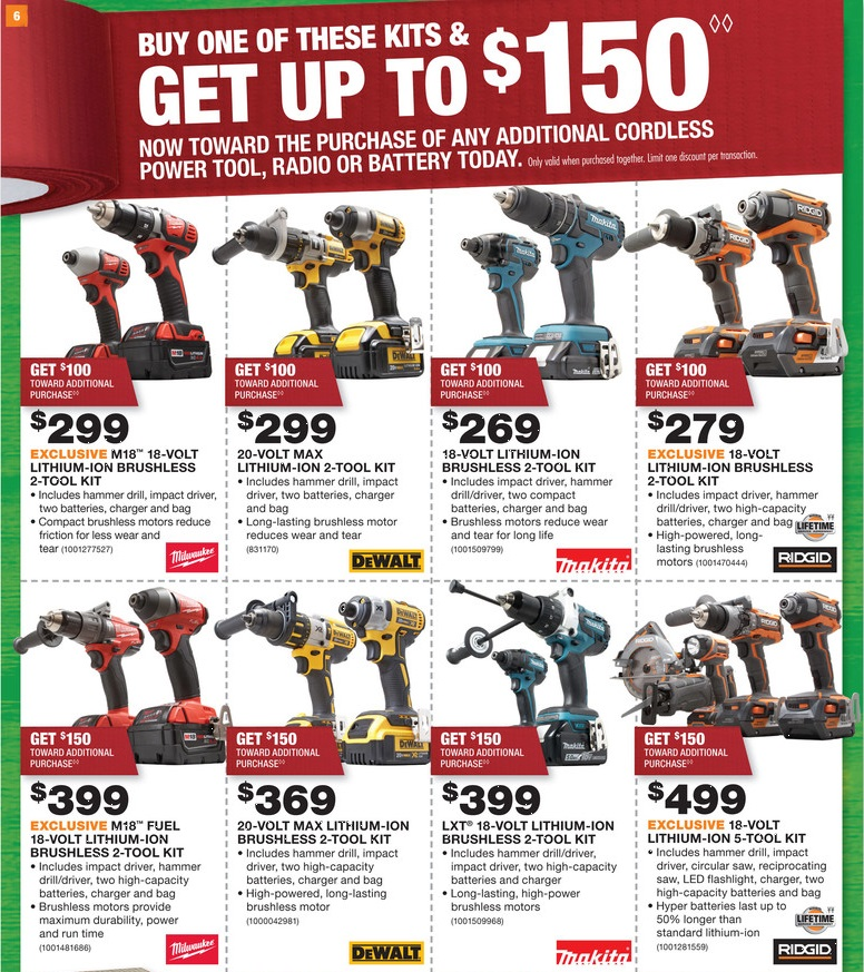black friday 2015 home depot ad scan buyvia. Black Bedroom Furniture Sets. Home Design Ideas