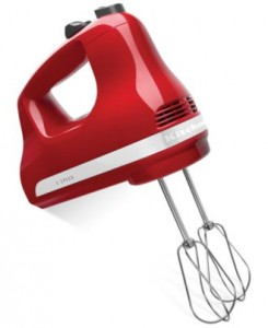 picture of KitchenAid 5 Speed Hand Mixer Sale - Cookware sale