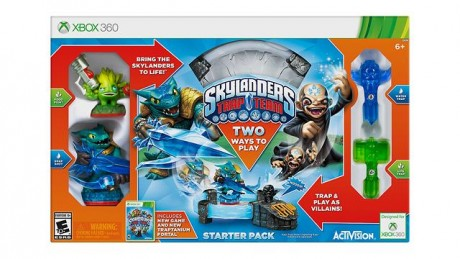 picture of Xbox One Bundle with Free Skylanders Trap Team Pack