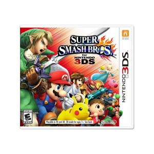 picture of Super Smash Brothers (Nintendo 3DS)