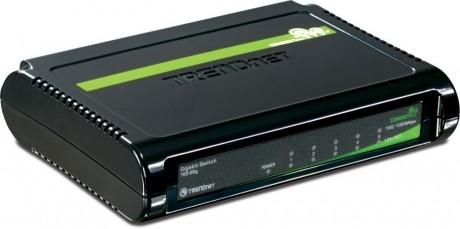 picture of TRENDnet 5-Port Gigabit Switch