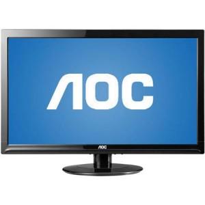 AOC 24″ LED Backlit LCD Monitor Sale