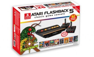 Atari flashback 5 classic game console 92 games - Atari flashback classic game console game list ...