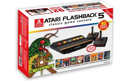 picture of Atari Flashback 5 Classic Game Console - 92 games