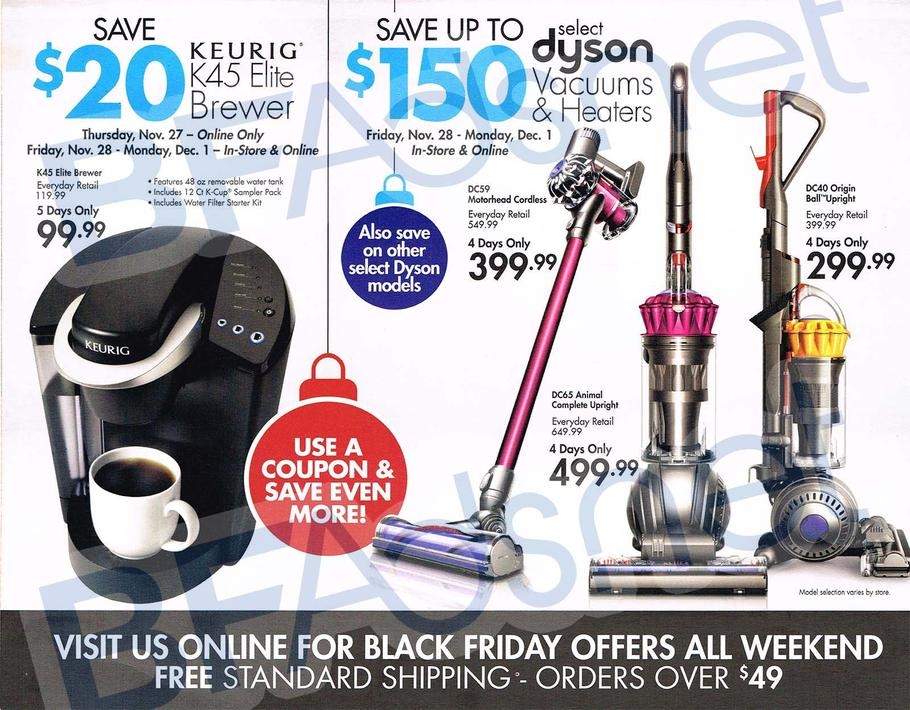 Cyber Monday Deals Bed Bath Beyond