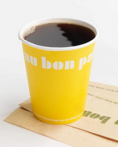 picture of Free Small Coffee from Au Bon Pain