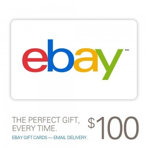 picture of eBay Gift Card 5% off Sale