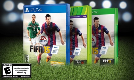 picture of FIFA 15 Sale