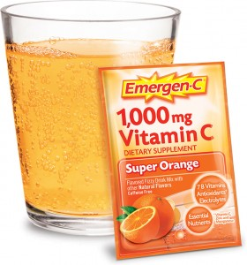 picture of Free Emergen-C Vitamin Drink Mix Sample
