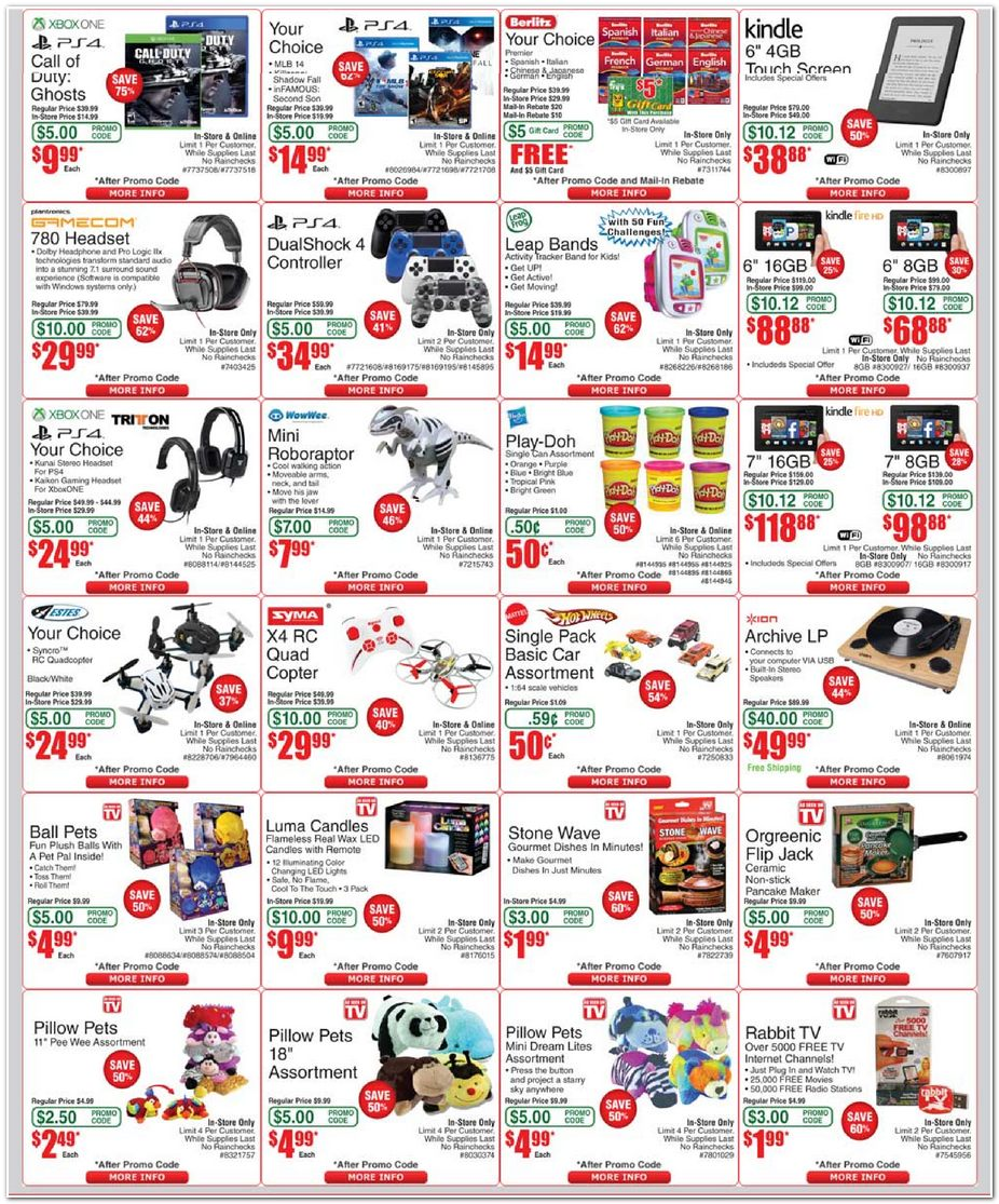 Fry S Food Coupons Electronics