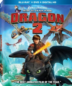picture of How To Train Your Dragon 2 Bluray Triple Combo Sale