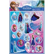picture of 88 Disney Frozen Stickers for $0.99