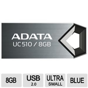 picture of Free ADATA 8GB Flash Drive and HDMI Cable