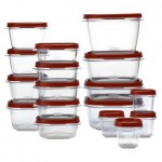 Rubbermaid 34 piece Easy Find Lids set Sale
