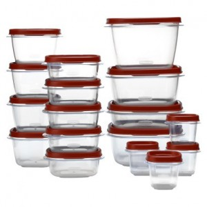 picture of Rubbermaid 34-Piece Easy Find Lids Set Sale