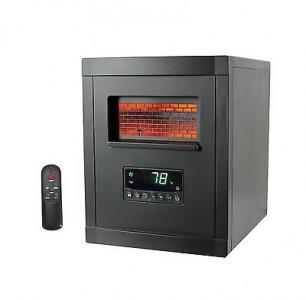 picture of LifeSmart LifePro LS-1002HH 1,500 Watt Portable Infrared Quartz Heater Sale