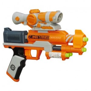 picture of NERF Zombiestrike Clear Shot Toy Sale