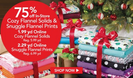 picture of JoAnn Black Friday Now Online