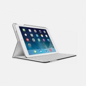 picture of Logitech Fabric Skin Keyboard Folio iPad Air Sale