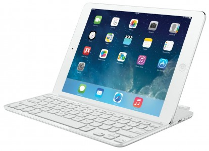 picture of Logitech ClipOn Ultrathin Keyboard Case for iPad Air Sale
