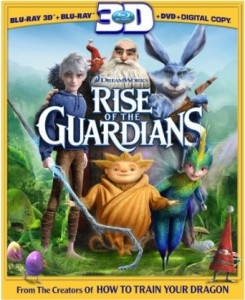 picture of Rise of the Guardians 3 Disc Combo Blu-Ray Sale