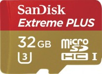 Sandisk Extreme Plus 32GB microSDHC Card Sale