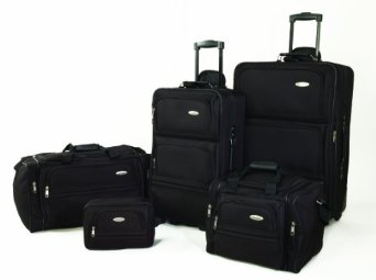 picture of Samsonite 5-Piece Nested Luggage Set