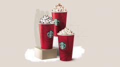 Starbucks Buy 1 Get 1 Free Holiday Drinks 2-5pm