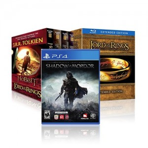 picture of The Hobbit / Lord of the Rings Combo Xbox One, PS4 Sale
