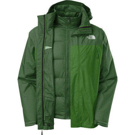 The North Face Mountain Light Triclimate Men S Jacket Sale
