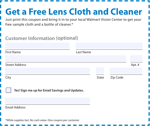 Lens com coupon codes