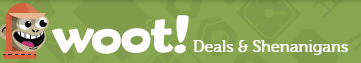picture of Woot off Black Friday Deals Now