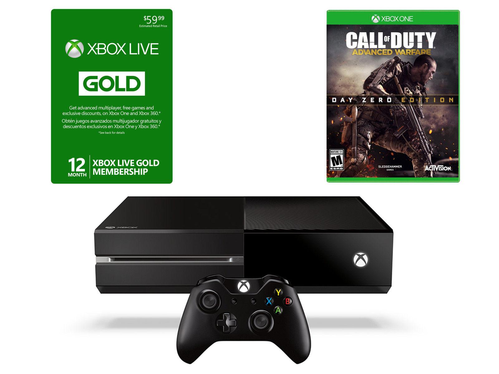 Xbox One Call of Duty Advanced Warfare Bundle Sale $379.99 ...