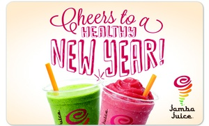 picture of $15 Jamba Juice eGift Card for $10