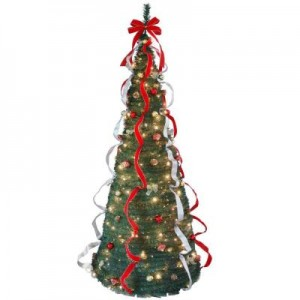 7ft Decorated Artificial Christmas Tree Sale