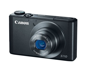 picture of Canon PowerShot S110 12MP Camera Sale - Great in Low Light