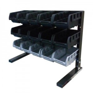 picture of Husky 15-Compartment Storage Rack Sale