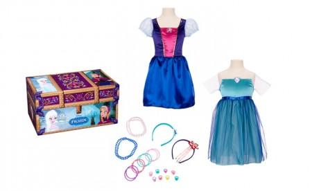 picture of Disney's Frozen 20-Piece Dress-Up Trunk Sale