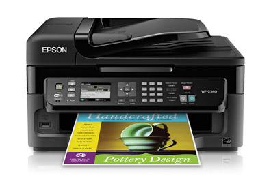 picture of Epson WorkForce 3740 Wireless Inkjet Printer, Copier, Fax Sale