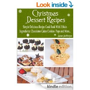 Free Christmas Dessert Recipes eBook