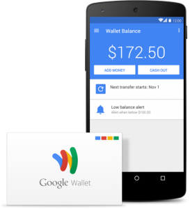 picture of Google Wallet - Free $5 Gift Card with Gift Card Purchase